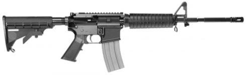 DELTON ECHO 316 5.56MM AR-15 RIFLE