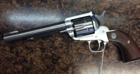 USED RUGER NEW MODEL BLACKHAWK