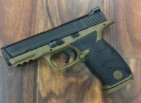 USED SMITH & WESSON M&P40 FDE